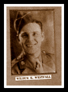 Sgt. Wilber E. Westfall, KIA, France, July 1944